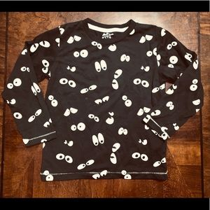 Other - Toddlers Halloween Spooky LongSleeve Tee SZ 5T NEW